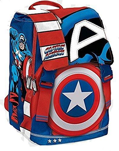 Franco Cosimo Panini éditeur 54221à dos Captain America complet