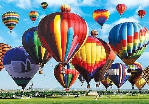 Descuento del 70% barato Colorluxe Colorluxe Colorluxe 1500 Piece Puzzle - Albuquerque International Balloon Fiesta by LPF  ordene ahora los precios más bajos