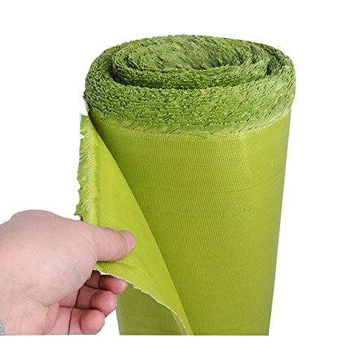 LJIANW-lonas impermeables exterior, Paño De Soldadura Eléctrica Retardante De Llama Volumen Suave Fácil De Doblar Impermeable Aislamiento PVC para Al Aire Libre Jardín Cámping, 19 Tamaños