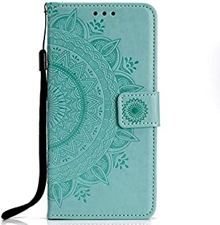 SIZOO - For for Samsung Galaxy Core Prime Case Card Slot Wallet Flip PU Leather Phone Bag Cover Soft TPU Silicone Case for...