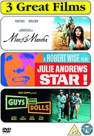 Musicals Triple - Man of La Mancha/Star!/Guys and Dolls anglais