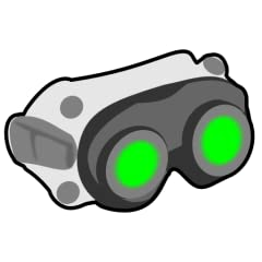 Simulate a night vision effect! Take night vision pictures! Go commando with Night Vision