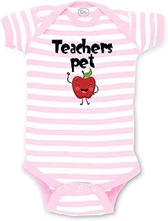 teachers pet onesie