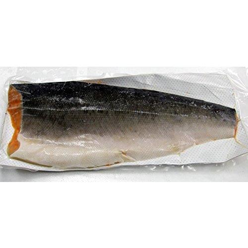 鳥取県産【境港サーモン(銀鮭)】フィーレ(500g前後)生食用[冷凍]