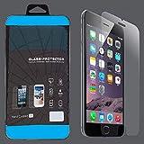 GLASS Protector de Pantalla para iPhone 5, iPhone 5S, iPhone 5c, iPhone SE de 4'