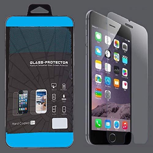 GLASS Protector de Pantalla para iPhone 5, iPhone 5S, iPhone 5c, iPhone SE de 4