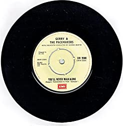 Gerry & The Pacemakers - You'll Never Walk Alone / How Do You Do It, I Like It (7
