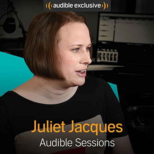Juliet Jacques and Rebecca Root audiobook cover art