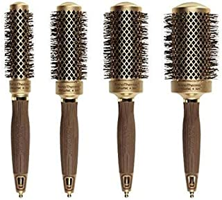 Olivia Garden Nano Thermic Thermal Brush Box Deal (contains 1 each: NT-24 1