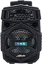 Speaker XQJJFJ Portable Pa Wireless Bluetooth System Built-in Trolley Facility Integral USB/TF Card Digital Audio Player w... photo