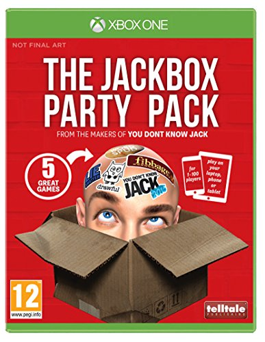The Jackbox Party Pack (Online-Game)