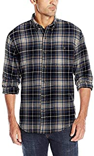 Romano Men's Cotton Checkered Casual Shirt in 13 Colors