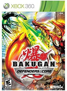 New Activision Blizzard Bakugan 2: Defenders Of The Core Action/Adventure Game Standard Xbox 360