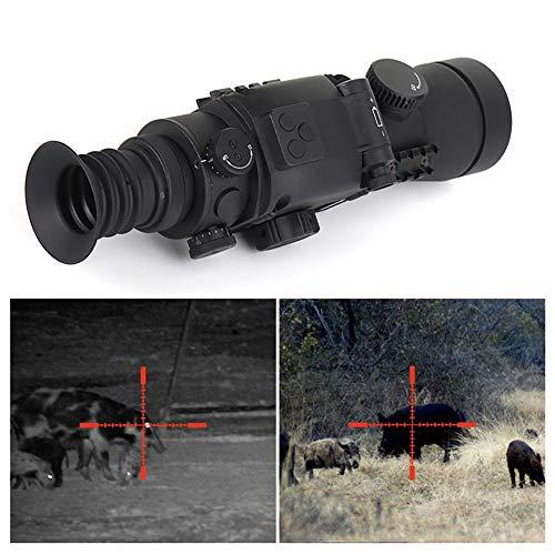 BESTSUGER Nachtsicht-Zielfernrohr, Multi-Funktions-High-Definition-Infrarot-Nachtsicht Outdoor Jagd Patrol Infrarot-Nachtsicht-Teleskop