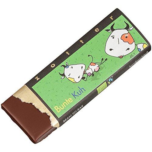 Zotter - Bunte Kuh Schokolade - 70g