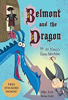 Belmont And The Dragon 3: Mr Da Vincis Time Machine
