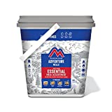 Mountain House Essential Bucket | Freeze Dried Backpacking & Camping Food | 24 Servings |...