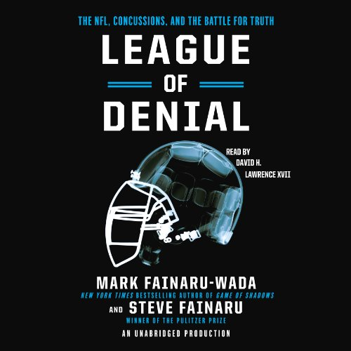 League of Denial  By  cover art