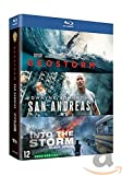 Coffret 'Catastrophes naturelles' : Geostorm + San Andreas + Blackstorm [Blu-ray]