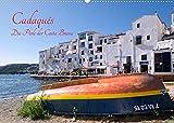 Cadaqués - Perle der Costa Brava (Wandkalender 2022 DIN A2 quer): Vom Fischerdorf zum ruhigen Städtchen. (Monatskalender, 14 Seiten )