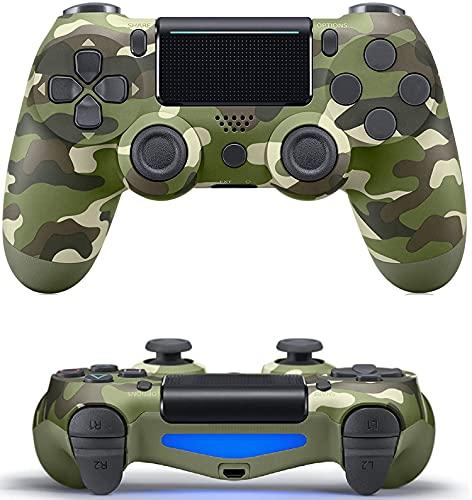 Controller Wireless Gamepad per PS4,Controller wireless per Playstation 4 Pro   Funzione doppia vibrazione