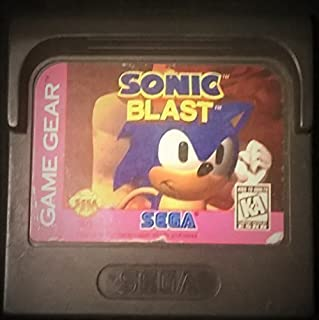 Sonic Blast - Sega Game Gear