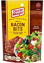 Oscar Mayer Hickory Smoked Bacon Bits (2.25 oz Packages, Pack of 6)