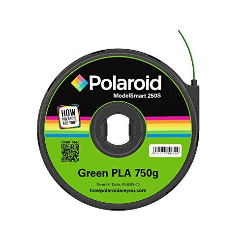 EBP Polaroid 3D 750g PLA Roll for 3D Printer - Green