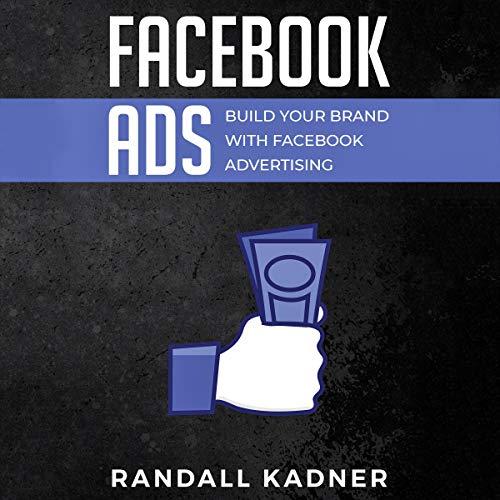 Facebook Ads audiobook cover art