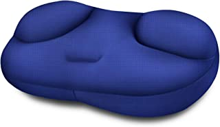 Maywind 3D Pillow with Million Micro Airballs Sofa & Bed Position Adjustable Pillows Maximize Softness and Coziness Free Sleeping Comfortable Relax Head Neck Back Support Machine Washable