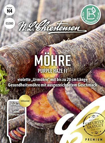Möhre Purple Haze F1, violette