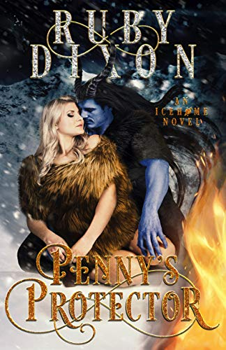 Penny's Protector: A Sci-Fi Alien Romance (Icehome Book 10) (English Edition)