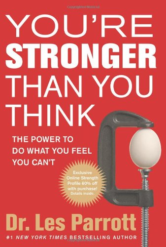 Image of You're Stronger Than You Think: The Power to Do What You Feel You Can't