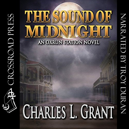 The Sound of Midnight audiobook cover art