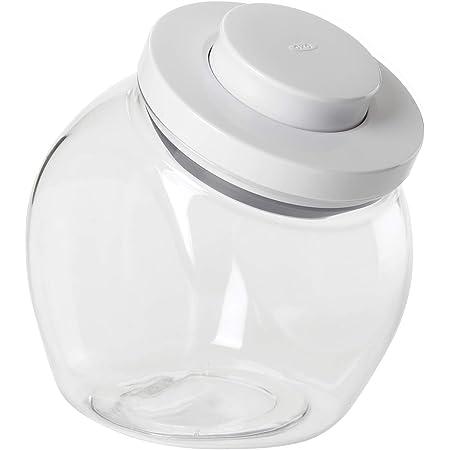 OXO お菓子保存容器 ポップ スナックジャー スモール
