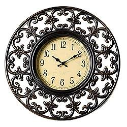 kieragrace Traditional wall-clocks, Bronze