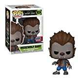 Figura POP The Simpsons Werewolf Bart Exclusive