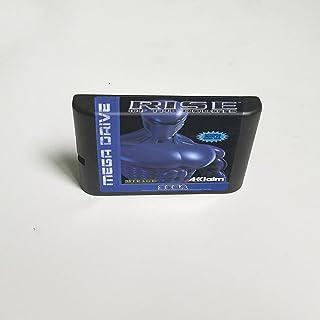 Lksya Rise Of The Robots - Carte de jeu MD 16 bits pour cartouche de console de jeu vidéo Sega Megadrive Genesis (coque ja...