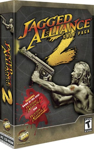 Jagged Alliance 2 Gold Edition - PC
