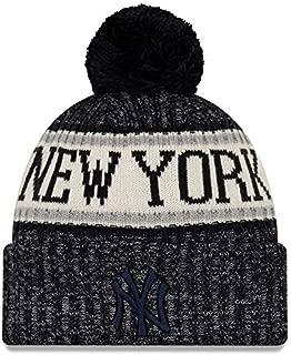 New York Yankees 2019 Sideline Home Pom Sport Knit Hat