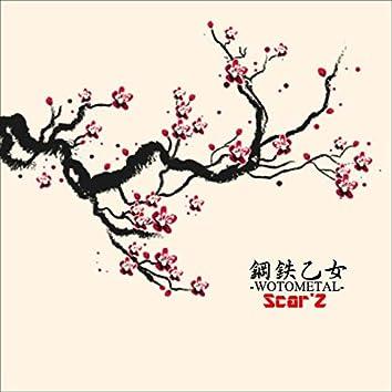 鋼鉄乙女-WOTOMETAL-