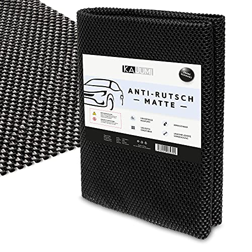 Kajumi – Universelle Antirutschmatte [120x100cm] – Zuschneidbare Antirutschmatte für Teppich, Auto, Küche – Teppich Antirutschunterlage