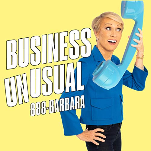 Business Unusual with Barbara Corcoran  By  cover art