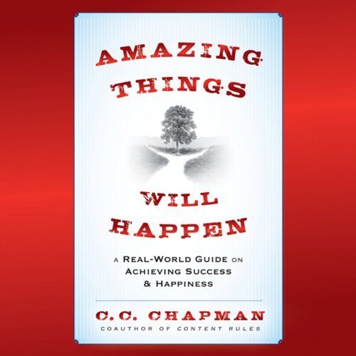 Amazing Things Will Happen audiobook cover art