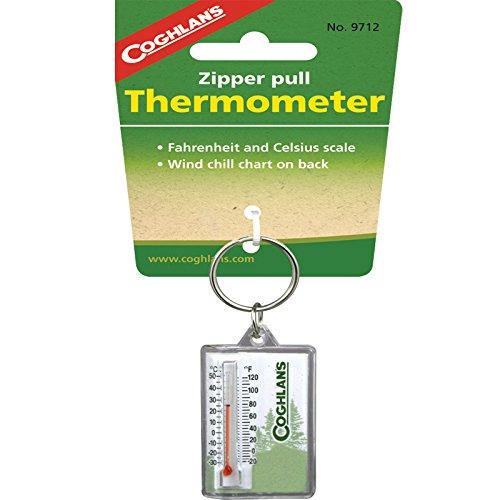 Coghlan's - Thermomètre - Avec porte-clés