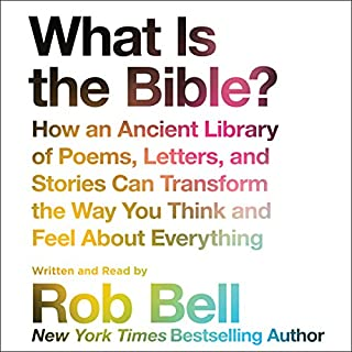 What Is the Bible? audiobook cover art