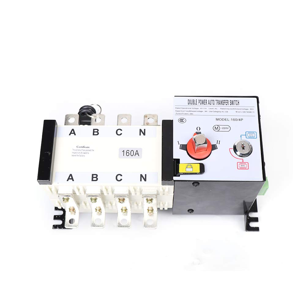 Power Change-Over Switch Isolation Tra Automatic Dual Type Sales for sale Max 85% OFF