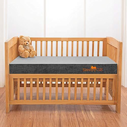 SleepyCat High Density Foam Baby Mattress