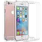 ivoler Hülle für iPhone 6s / iPhone 6 + [3 Stück]