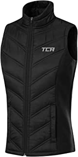 TCA Women's Excel Runner Thermal Lightweight Running Gilet/Bodywarmer with Zip Pockets